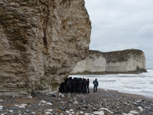 GCSE Geography Field trip to Holderness